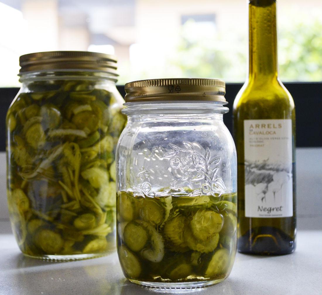 2 jars olive oil