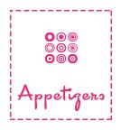 Apettizers