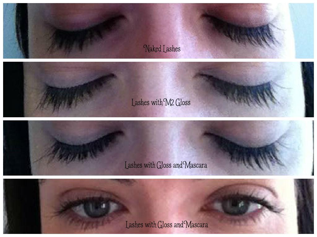 Beauty Bliss Feb 2015 Eyelash collage