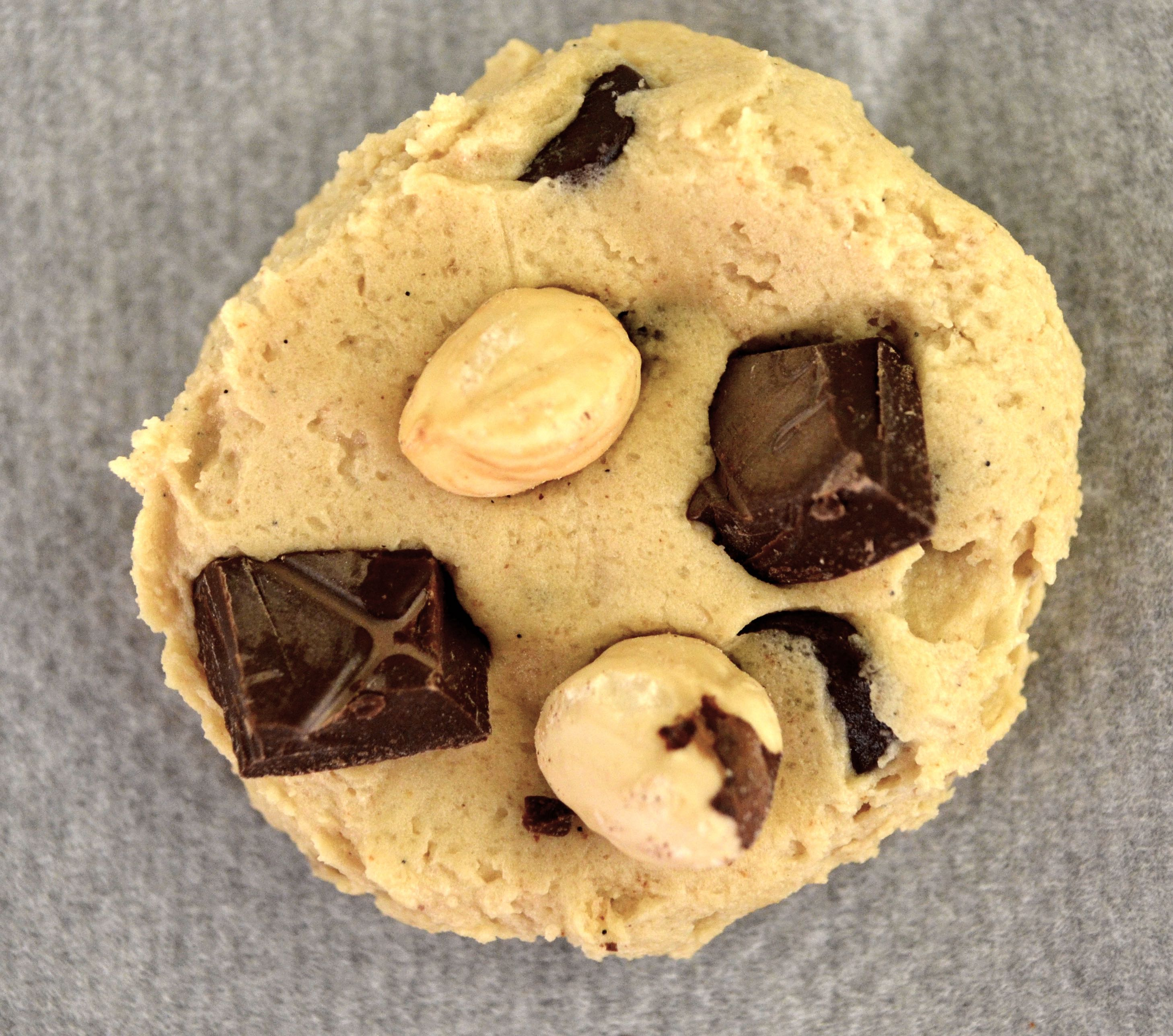 Hazelnut-Butter Cookies With Mini Chocolate Chips Recipe ...